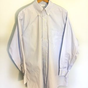 Brooks Brothers button down dress shirt